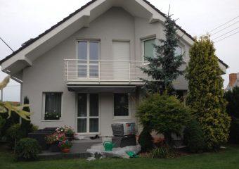Fasády - Obnova a zateplenie rodinného domu - ul. Platanova, Bratislava - obrázok 2