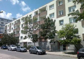 Fasády - Zateplenie fasády bytového domu - Bratislava - obrázok 3