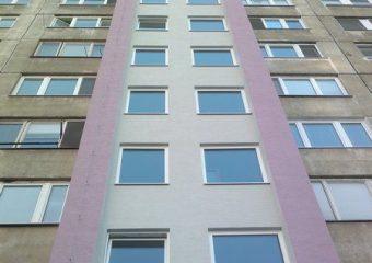 Fasády - Zateplenie kopilitových schodísk, Bratislava - obrázok 3