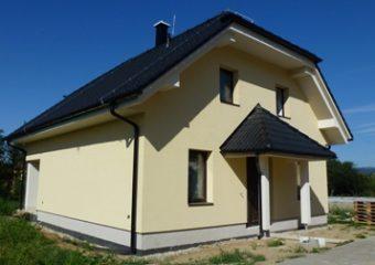 Zateplenie fasády rodinného domu - obrázok 1