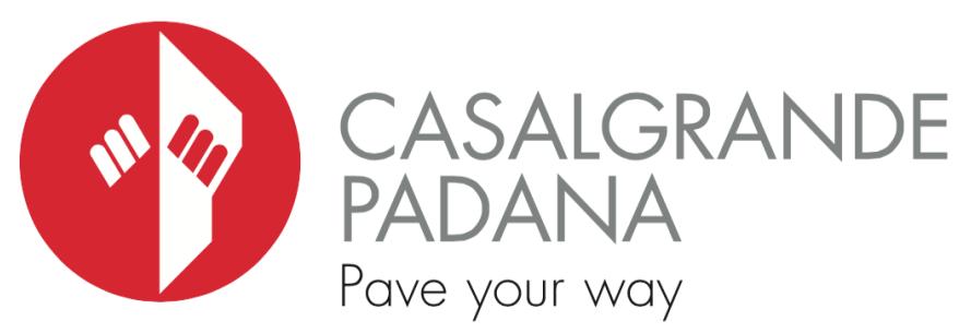 Casalgrande Padana - logo - obklady a dlažby