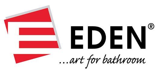 Eden - logo - kúpeľňový nábytok