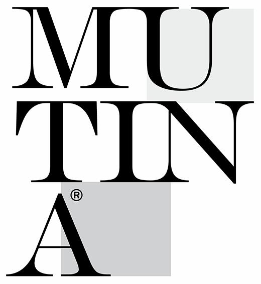 Mutina - logo - obklady a dlažby