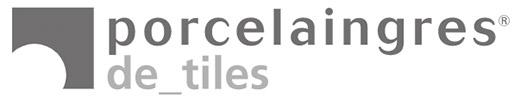 Porcelaingres - logo - obklady a dlažby