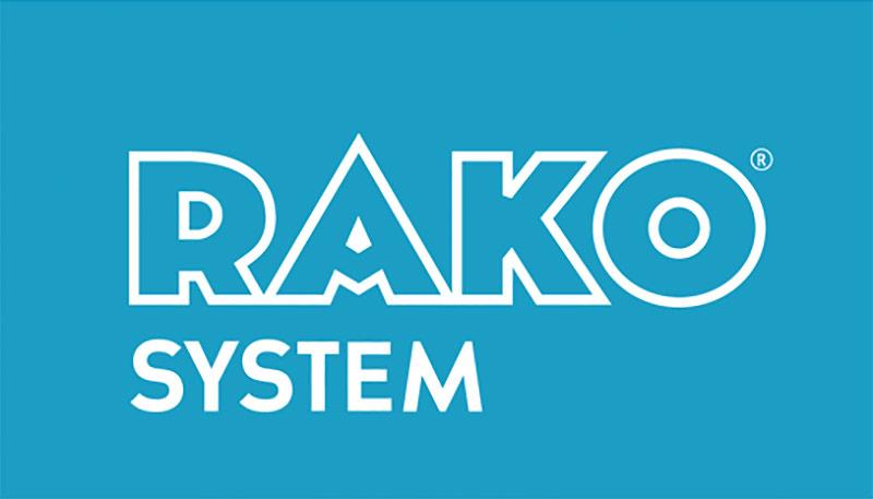 Rako System - logo - stavebná chémia