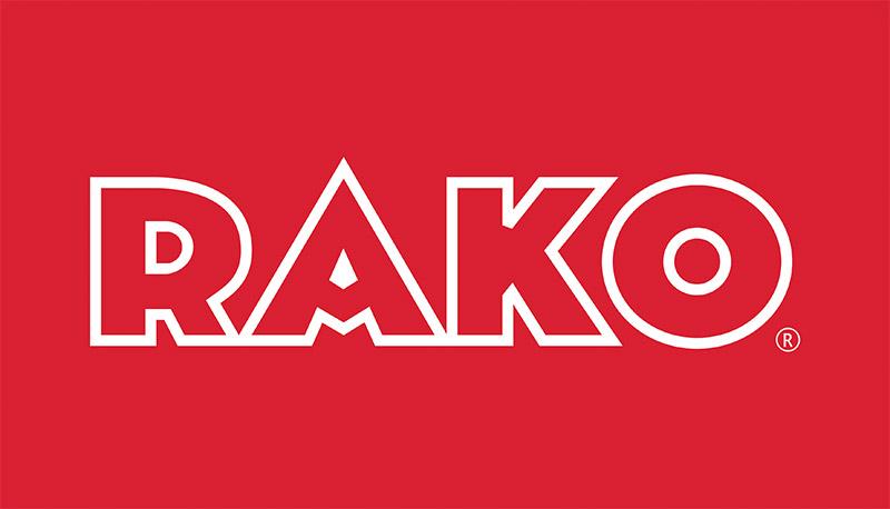 Rako - logo - obklady a dlažby