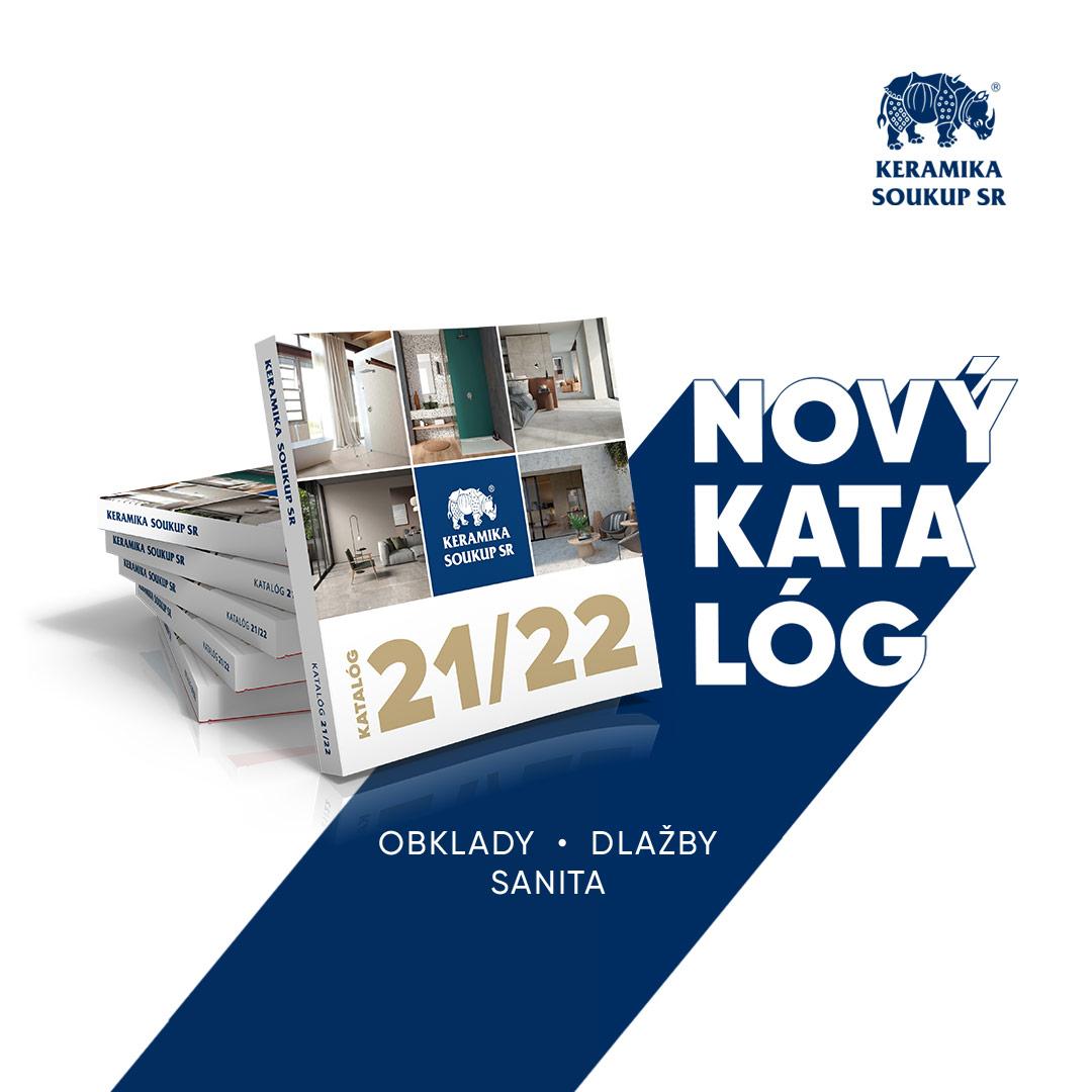 Nový katalóg 2021