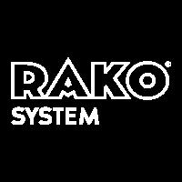 Rako System - logo - obklady a dlažby