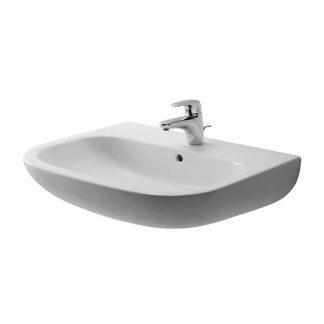 Výpredaj - DURAVIT D-CODE - umývadlo 65x50 cm