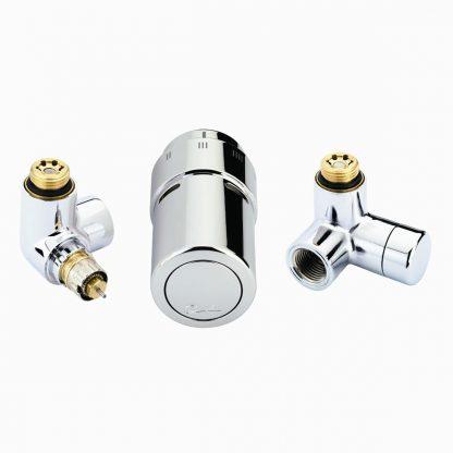 P.M.H. ventil RA-URX ľavý chróm 013G4004 (výpredaj)