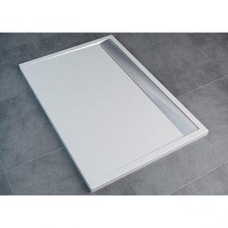 Výpredaj - sprchová vanička SANSWISS ILA - 80x100 cm