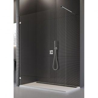 Výpredaj - Sanswiss sprchová stena WALK-IN 120 cm