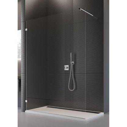 Výpredaj - Sanswiss sprchová stena WALK-IN 140 cm