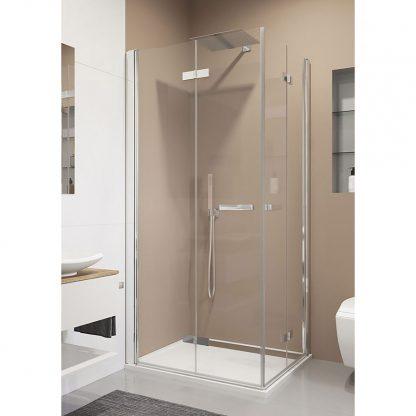 Výpredaj - sprchový kút - Sanswiss Swing-Line F 80x80 cm
