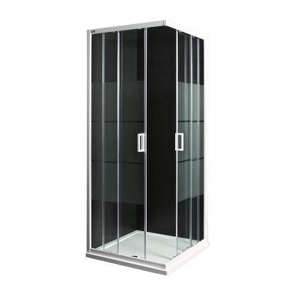 JIKA LYRA PLUS - sprchový kút 80 x 80 cm (výpredaj)