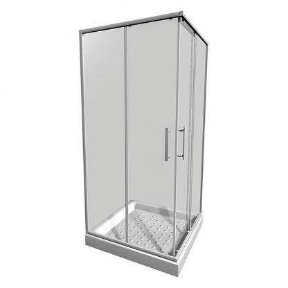 Výpredaj - KOLO FIRST - sprchový kút 90x90