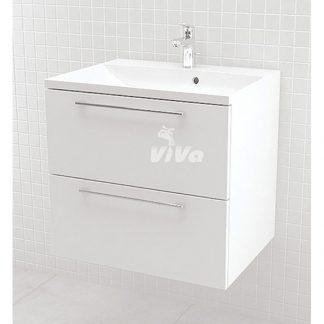 Výpredaj - VIMA - umývadlo 60 cm + skrinka pod umývadlo